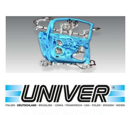 UNIVER • PNEUMATIK AUTOMATION • SPANNTECHNIK AUTOMOTIVE • ENGINEERING