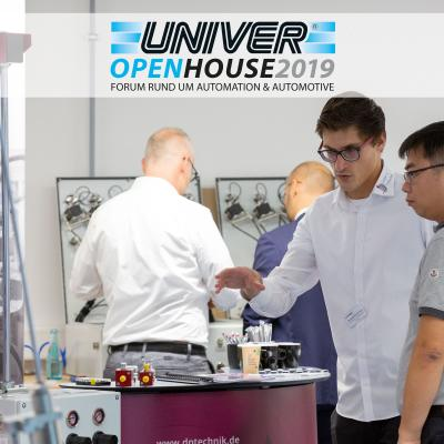 Univer Openhouse 2019 Forum Automotive Automation 13