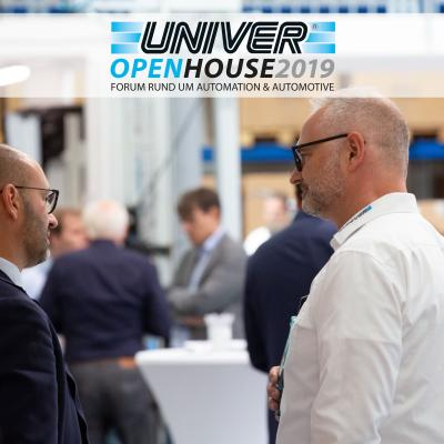 Univer Openhouse 2019 Forum Automotive Automation 15