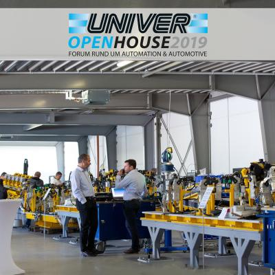 Univer Openhouse 2019 Forum Automotive Automation 25