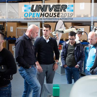 Univer Openhouse 2019 Forum Automotive Automation 37