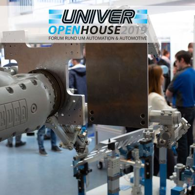 Univer Openhouse 2019 Forum Automotive Automation 40