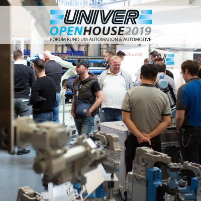 Univer Openhouse 2019 Forum Automotive Automation 41