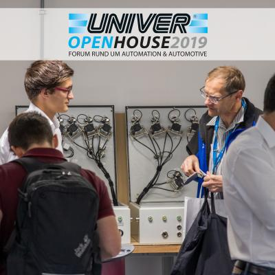 Univer Openhouse 2019 Forum Automotive Automation 46