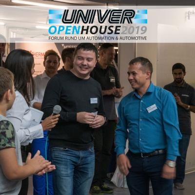 Univer Openhouse 2019 Forum Automotive Automation 52
