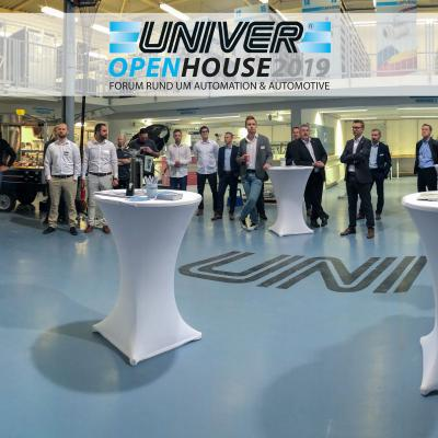Univer Openhouse 2019 Forum Automotive Automation 54
