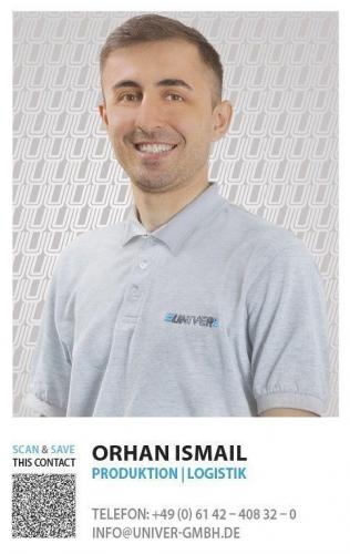 ORHAN ISMAIL